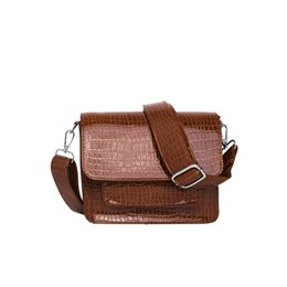 HVISK CAYMAN POCKET BOA BAG CHOCOLATE